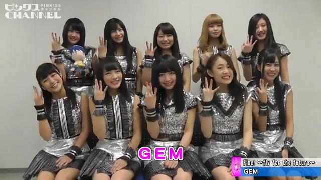 GEM「コピンクス!」1stアルバム発売PR | ピンクスCHANNEL